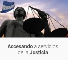 Accesando a servicios de la justicia